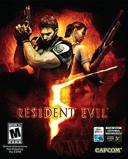 Resident Evil 5 - №1 по продажам игр серии 256px-10
