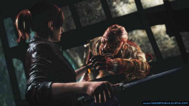 Скриншоты и рендеры Resident Evil Revelations 2 2_aae11