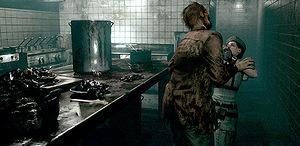 Новый геймплей Resident Evil HD Remaster Rerem10