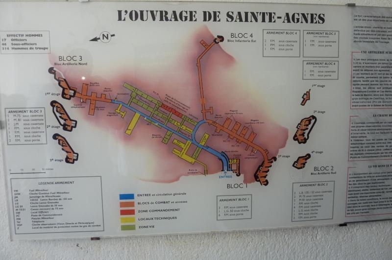 MAGINOT - Fort de Ste Agnés (06)  P1110515