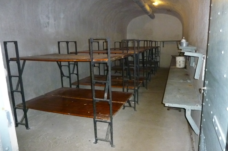 MAGINOT - Fort de Ste Agnés (06)  P1110611