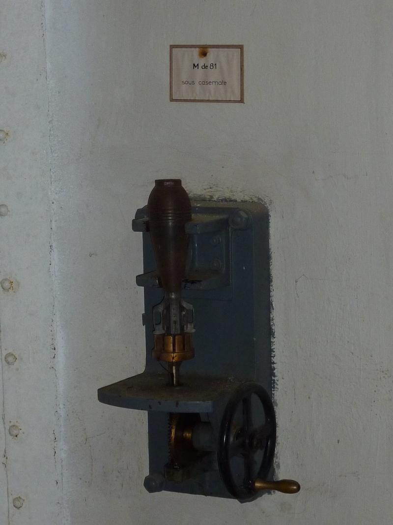 MAGINOT - Fort de Ste Agnés (06)  P1110626