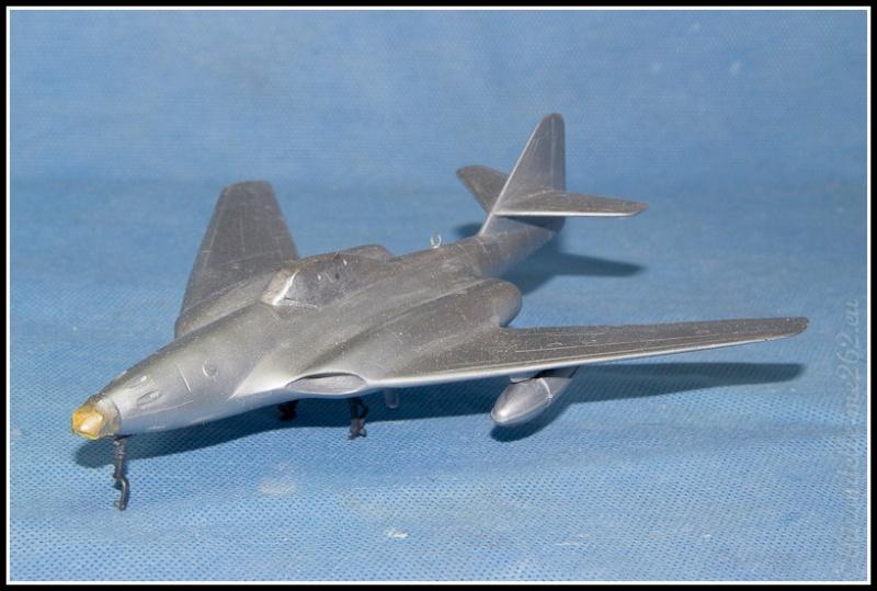 La saga du Me 262 continue... Img_3810