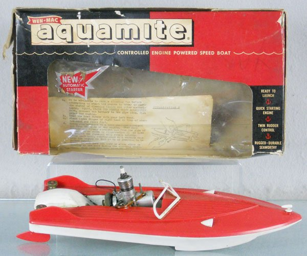 The Aquamite hits the water....... Google13