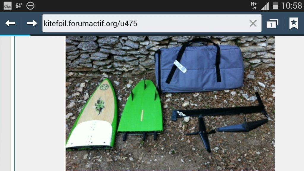 Surf convertible démontable (vente suspendue) Screen13