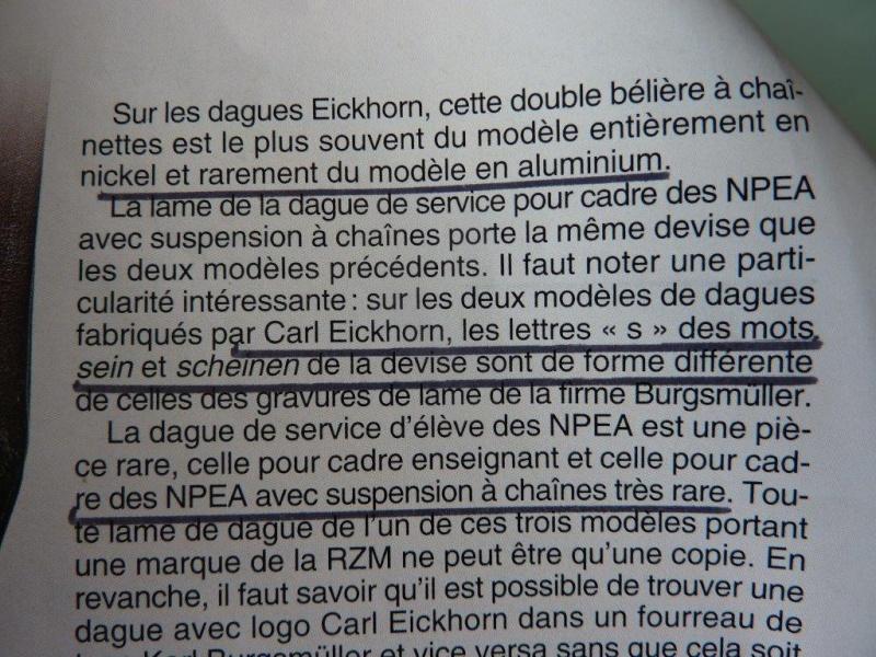 Dague NPEA - Eickhorn P1240462