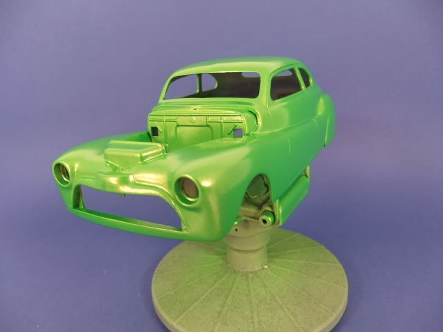 """Color Match pour """"Gotta Have It Green"""" du Revell 2013 Boss 302 Candyg10"""