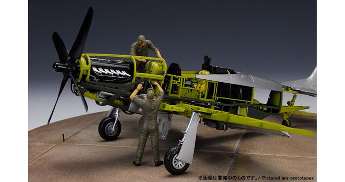 KIT REVIEW: P-51D /K /Mustang IV de Zoukei-Mura au 1/32 Mustan12