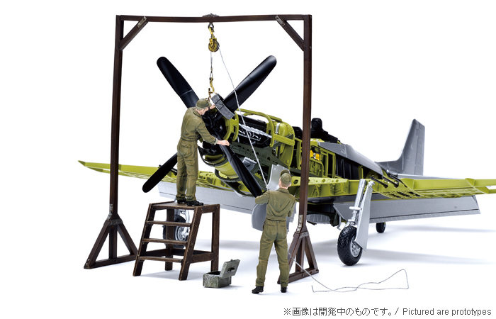 KIT REVIEW: P-51D /K /Mustang IV de Zoukei-Mura au 1/32 Mustan14