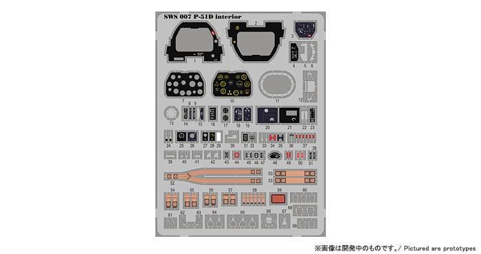 KIT REVIEW: P-51D /K /Mustang IV de Zoukei-Mura au 1/32 Mustan18