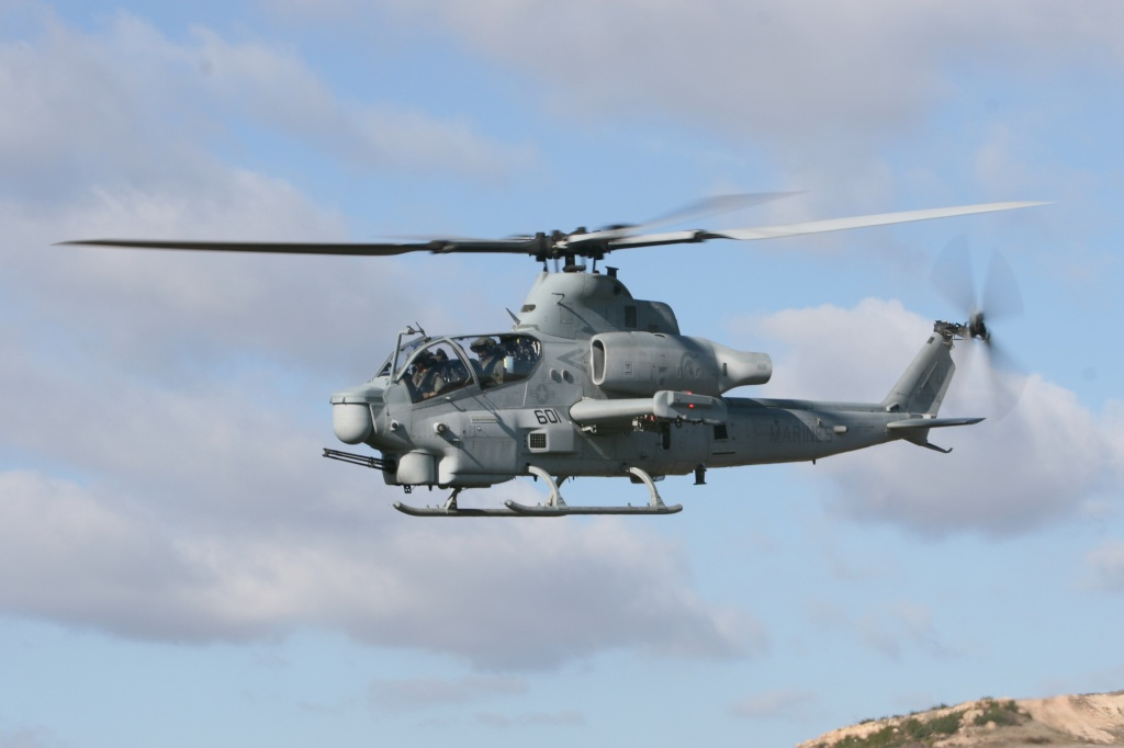 US Military Photos and Videos: Ah-1z_10