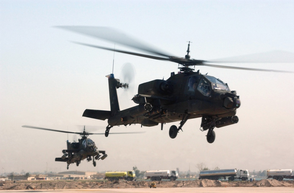 US Military Photos and Videos: Ah-64_10