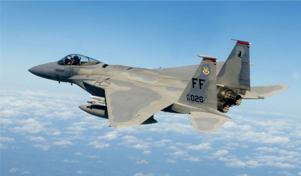 US Military Photos and Videos: F-15_711