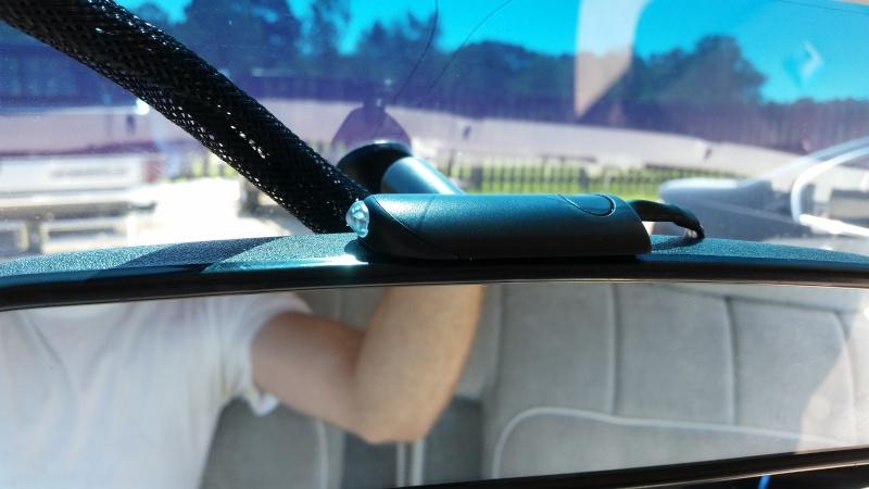 Installing a car alarm (viper 5706v) 20140914