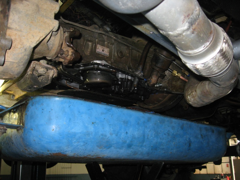 Dépose boite de vitesse th400 quadratrac cause fissures  Img_0239