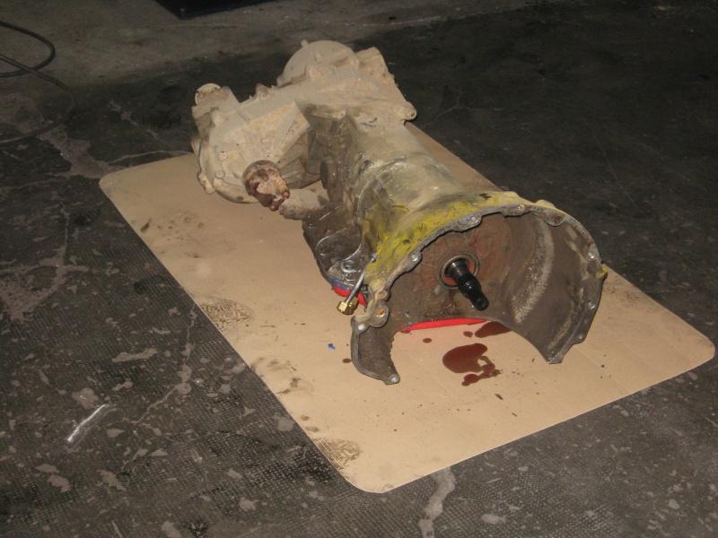 Dépose boite de vitesse th400 quadratrac cause fissures  Img_0242