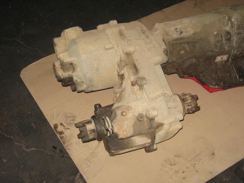 Dépose boite de vitesse th400 quadratrac cause fissures  Img_0243