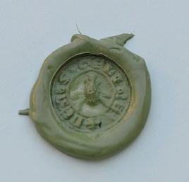 petit sceau médiéval ! Dsc_8322