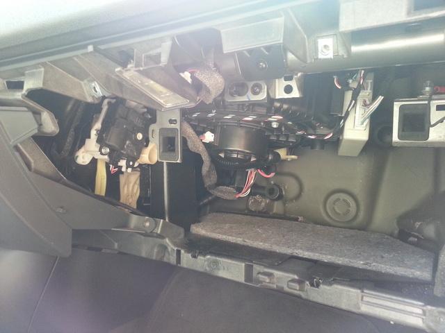 [Tuto] Montage ampli Alpine KTP-445A sur autoradio d'origine 20140914
