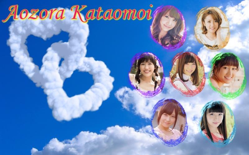 [SKE48]-Aozora Kataomoi - Page 4 80142k10
