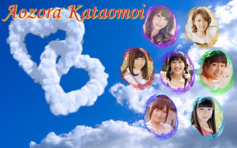[SKE48]-Aozora Kataomoi - Page 4 80142k11