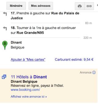 [TUTO] Créer un itinéraire avec Google Map et le convertir en GPX Screen13