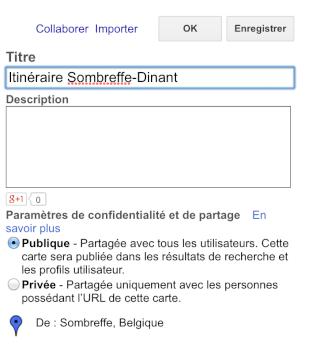 [TUTO] Créer un itinéraire avec Google Map et le convertir en GPX Screen15