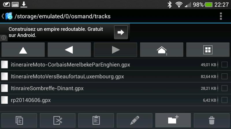 [TUTO] Créer un itinéraire avec Google Map et le convertir en GPX Screen17