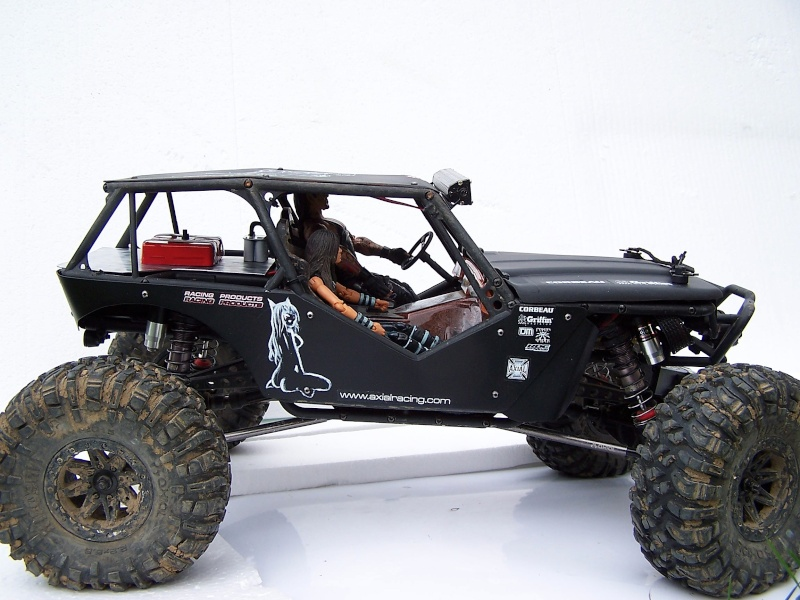 Axial wraith kit by gicab 100_1613