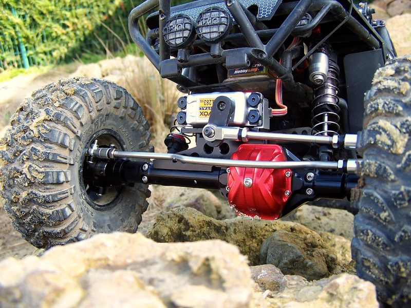 Axial wraith kit by gicab 610