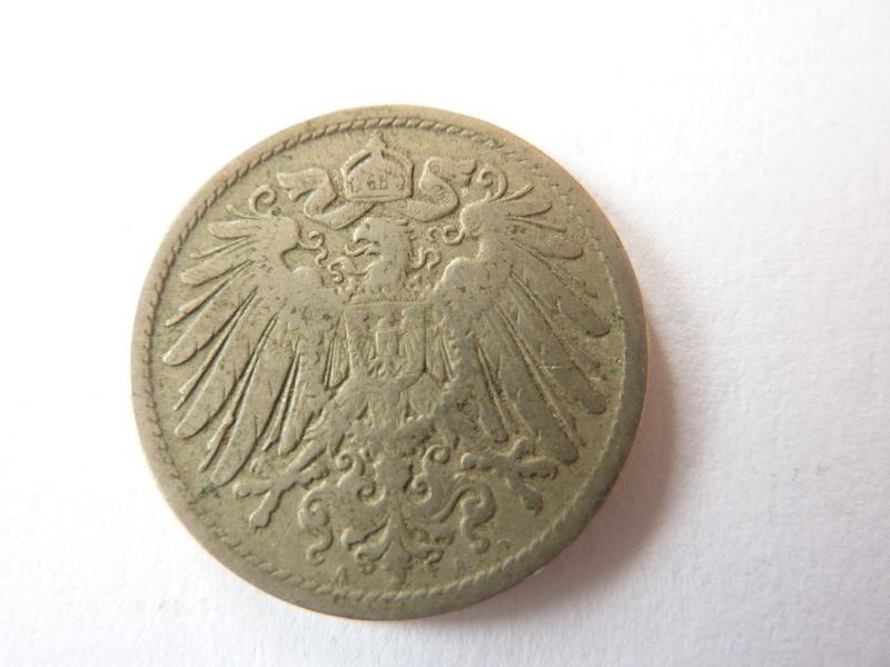 Pieces de 10 Rpf de 1900, 1902 et 1912 P1180611