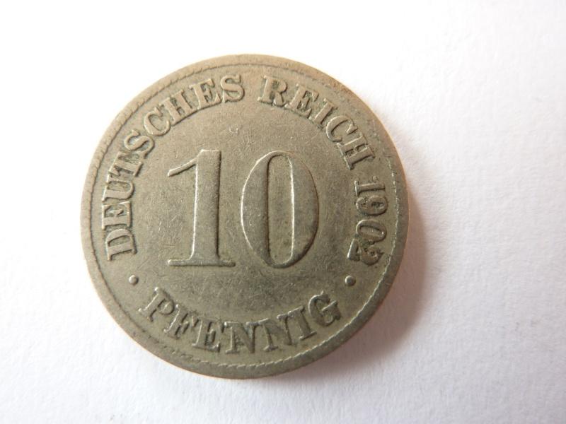 Pieces de 10 Rpf de 1900, 1902 et 1912 P1180612