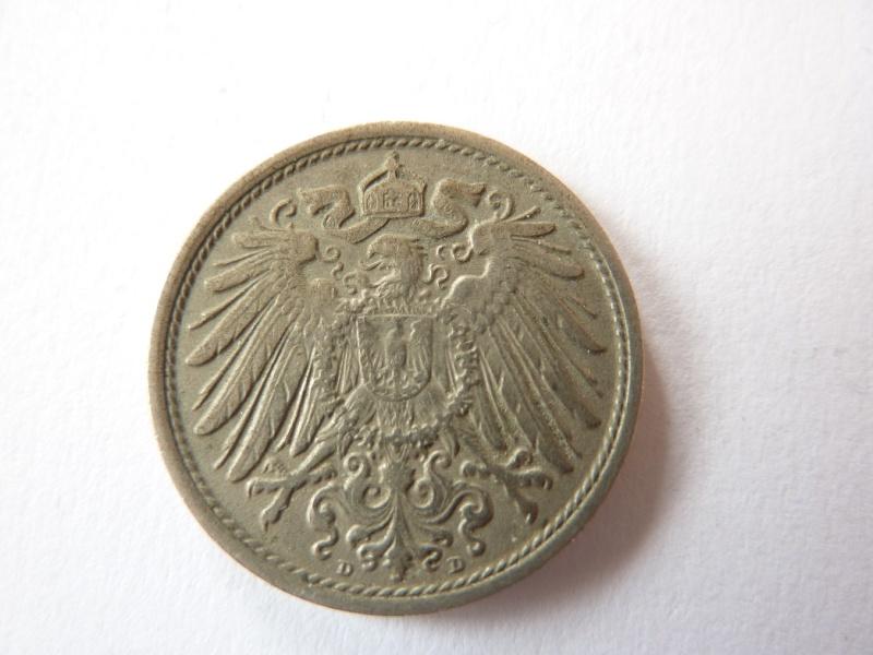 Pieces de 10 Rpf de 1900, 1902 et 1912 P1180615