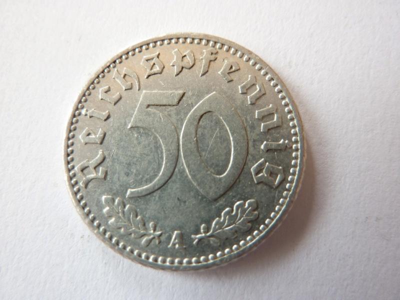 Pièces alu de 50 Rpf de 1940 et 1941 : P1180617
