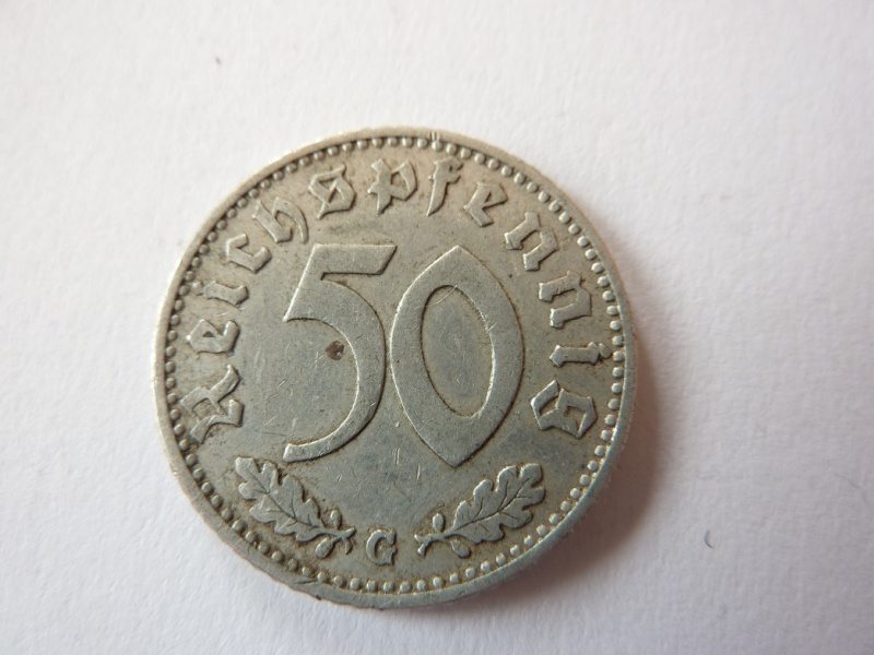 Pièces alu de 50 Rpf de 1940 et 1941 : P1180721