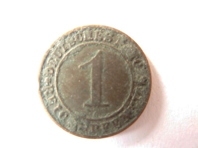 Pièce de 1 Rpfg de 1925 et 1935 : P1180724