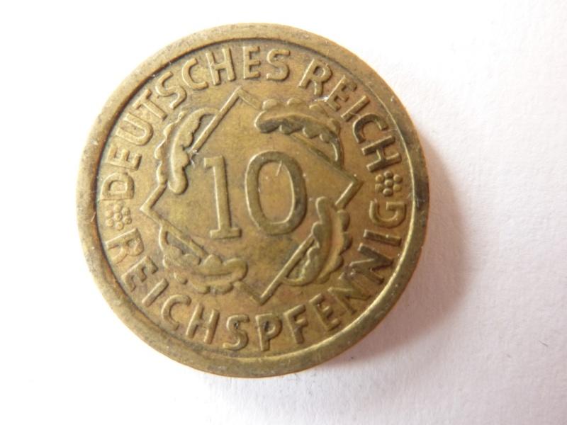 Pièce de 10 Rpf de 1936 : P1180726