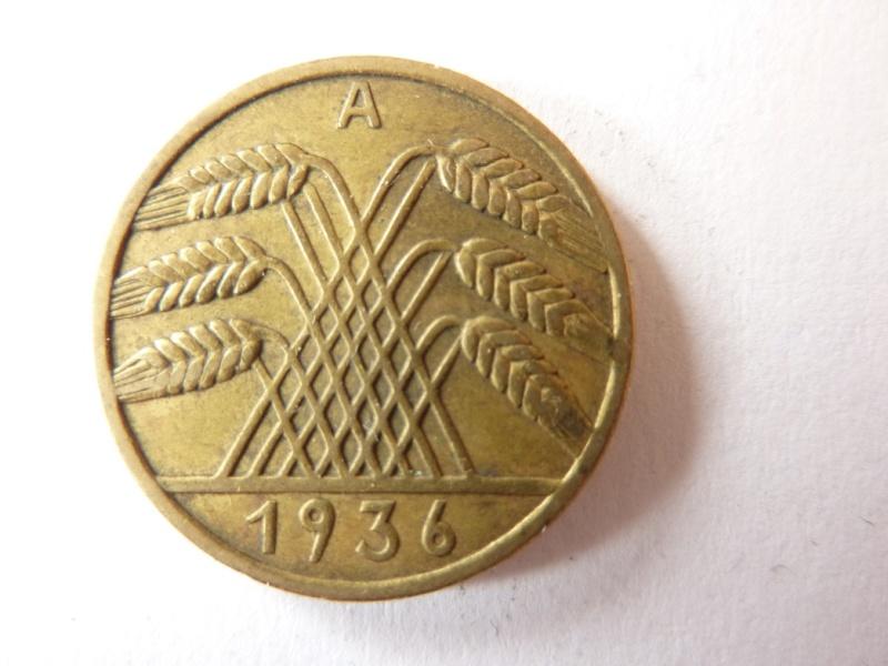 Pièce de 10 Rpf de 1936 : P1180727