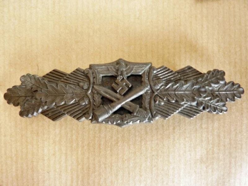 Barrette des corps à corps - classe bronze - JFS   P1180825