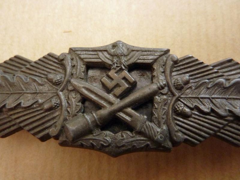 Barrette des corps à corps - classe bronze - JFS   P1180921