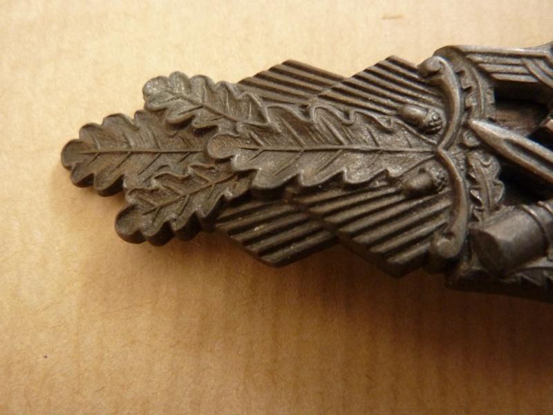 Barrette des corps à corps - classe bronze - JFS   P1180922