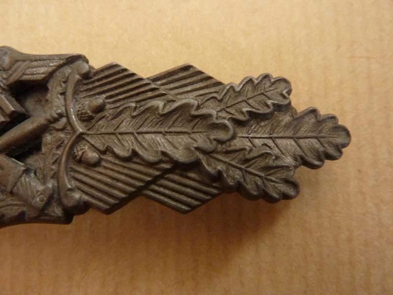 Barrette des corps à corps - classe bronze - JFS   P1180923