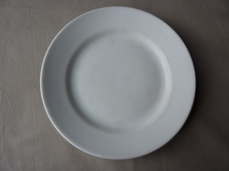 Rosen Thale - Assiette plate 1940 P1190313