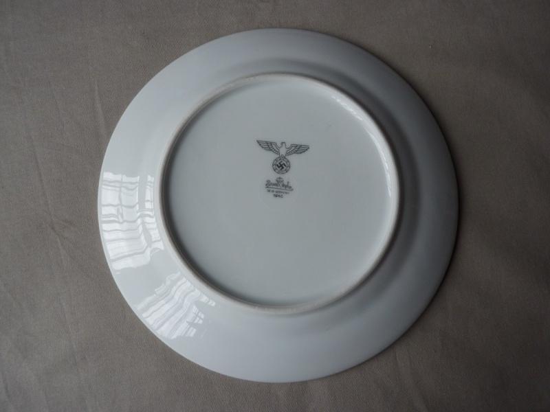 Rosen Thale - Assiette plate 1940 P1190314