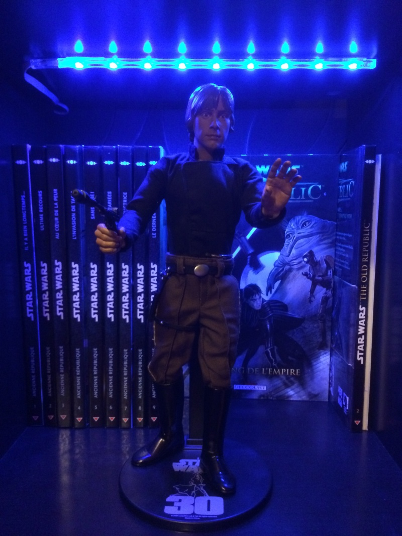 Collection n°189:Collec Star Wars sideshow hot toys koto etc - Page 2 Img_3312