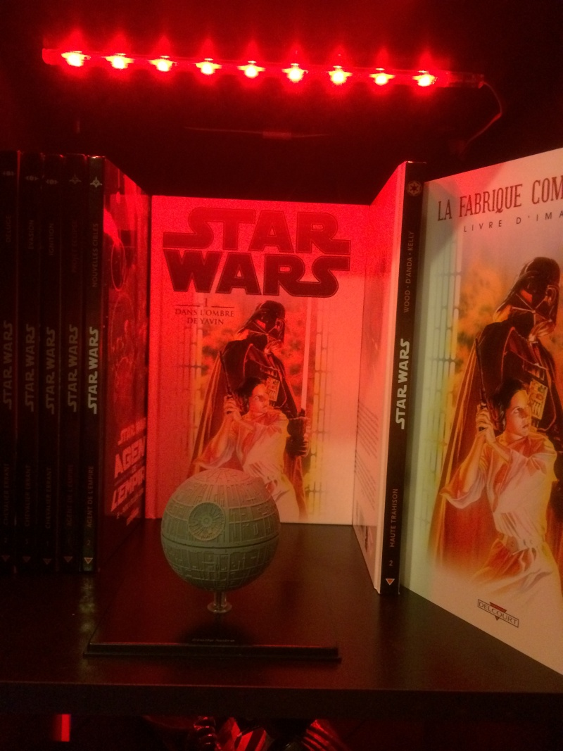 Collection n°189:Collec Star Wars sideshow hot toys koto etc - Page 2 Img_3315