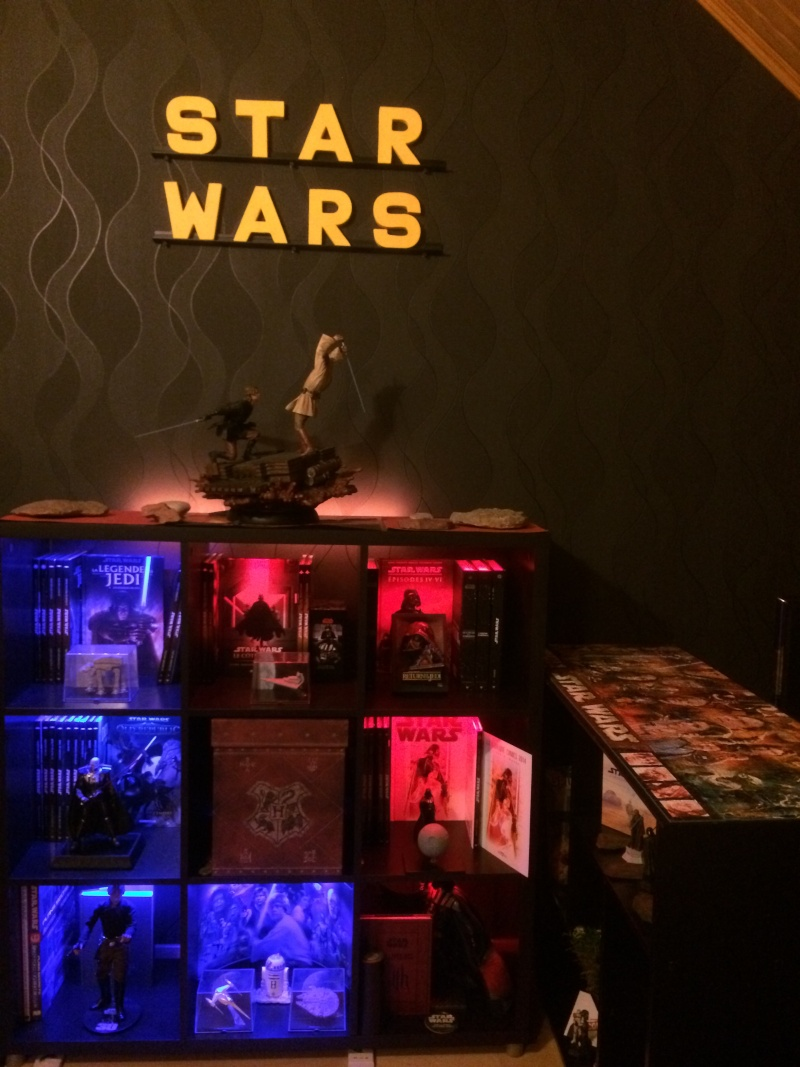 Collection n°189:Collec Star Wars sideshow hot toys koto etc - Page 2 Img_3316