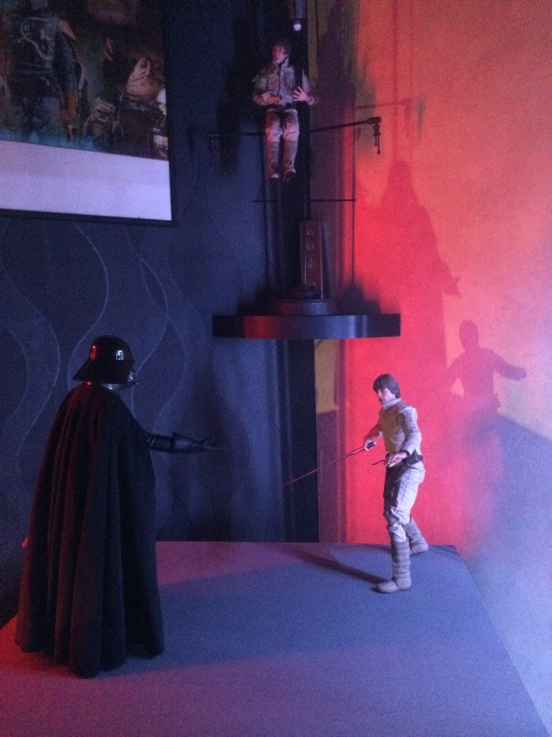 Collection n°189:Collec Star Wars sideshow hot toys koto etc - Page 2 Img_3321