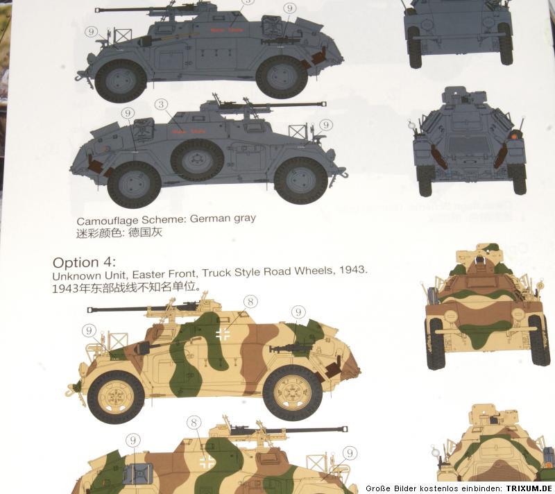 BRONCO CB 35033 - Sd.Kfz.221 - 1/35 Bronco13