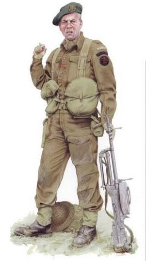 Commando Kieffer, 6 juin 44 - NEMROD 35100 - 1/35 Comman10
